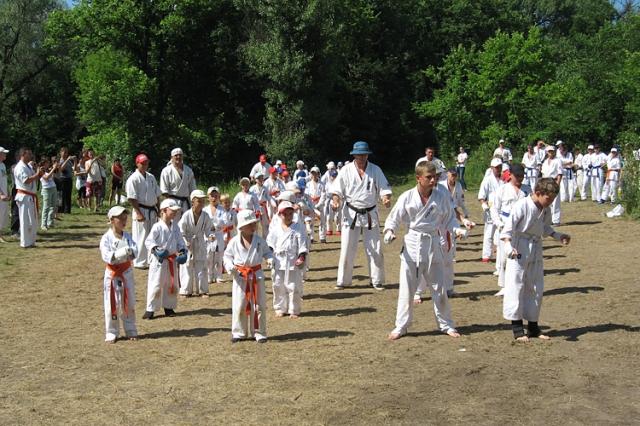 Europæisk Sommerlejr Ukraine juli2011