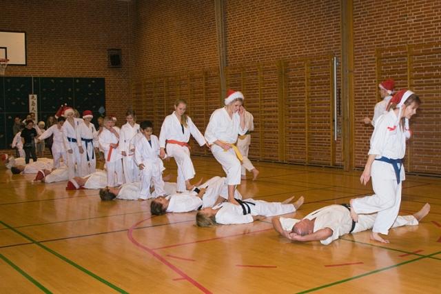 Juleafslutning 2011