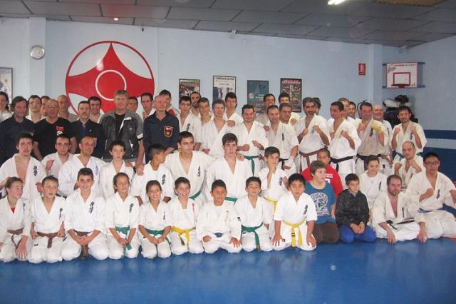 Besøg i Spanien Dec 2012